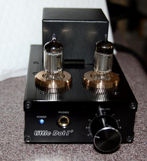 Little Dot LD1+ Hybrid Headphone Amp