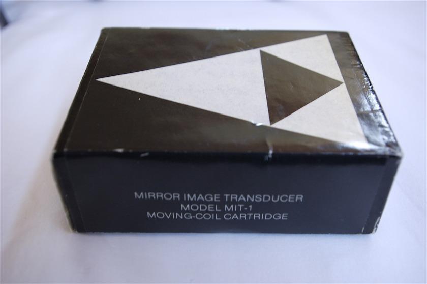 John Marovskis Audio MIT-1
