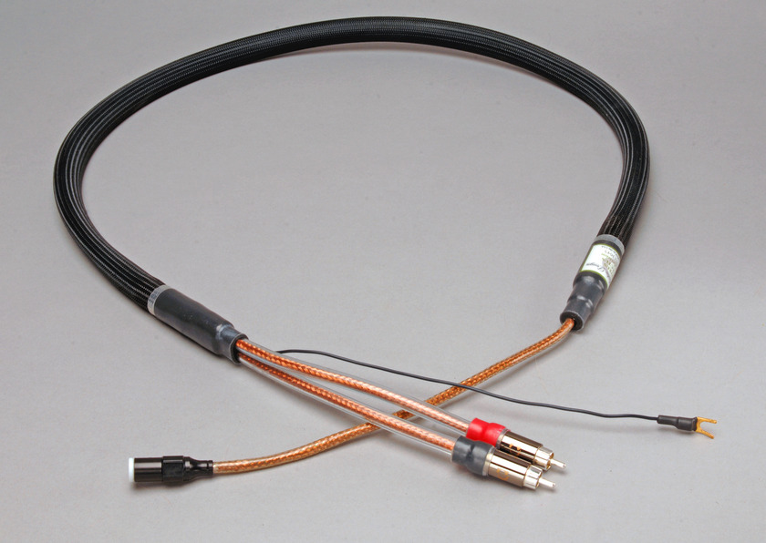 Purist Audio Design Proteus Praesto 1.2 meter DIN-RCA  phono cable