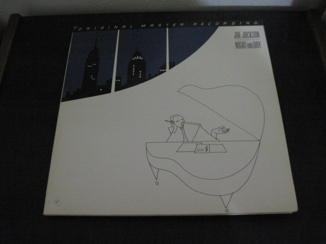 Joe Jackson LP - Night and Day - Original Master Recording