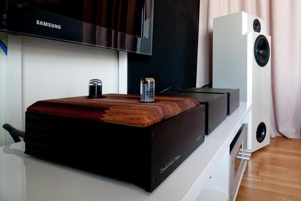 Danish Audio Design Tube 10 Reference ...simply the best