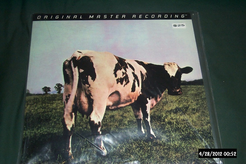 Pink floyd - Atom Heart Mother MFSL audiophile lp nm
