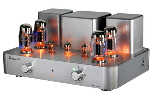 RAYSONIC AUDIO  SP-120 MKII TUBE INTEGRATED 100 WATTS AWARD WINNING!