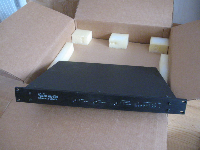 WADIA WA 4000 Reference A/D Converter