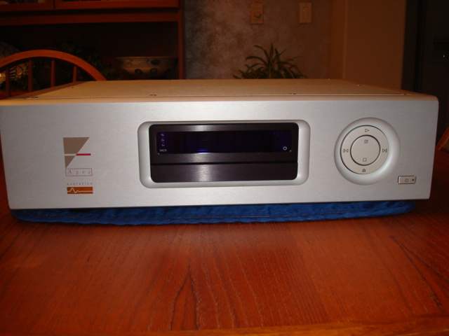 Ayre C-5xe MP Universal Stereo Disc Player