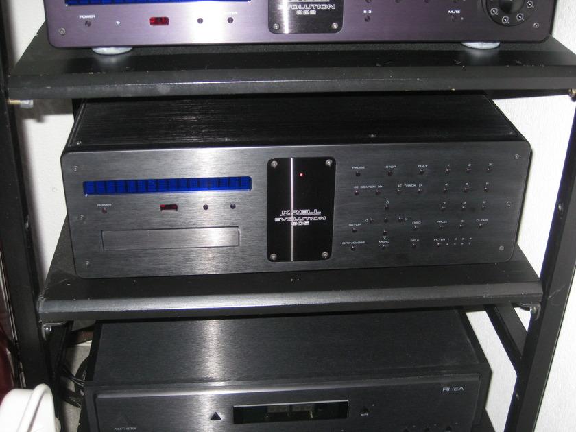 Krell Evolution 505 CD/SACD Used Sparingly