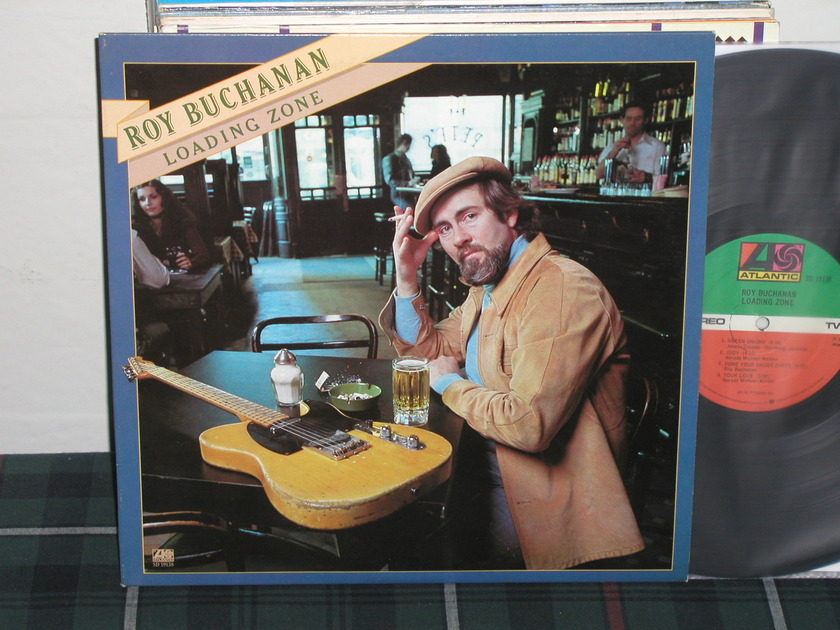 Roy Buchanan - Loading Zone Atlantic SD 19138 from 1977