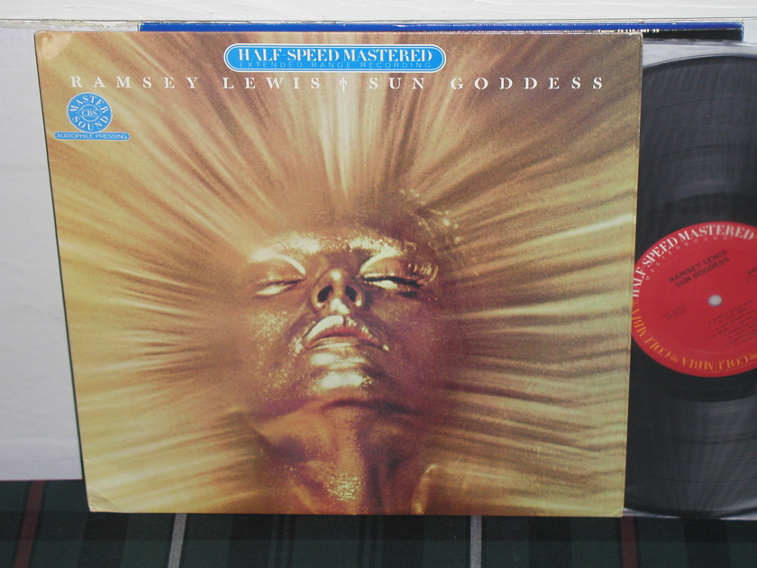 Ramsey Lewis Trio - Sun Goddess (Pics) Half Speed Mastered