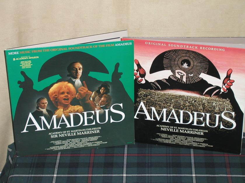 Marriner/AoStMitF - Amadeus 2 Pack!!! Amadeus AND Amadeus Vol.2!