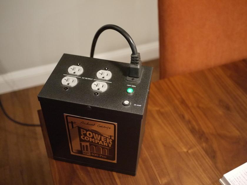 Richard Gray's Power Company RGPC 400 Pro