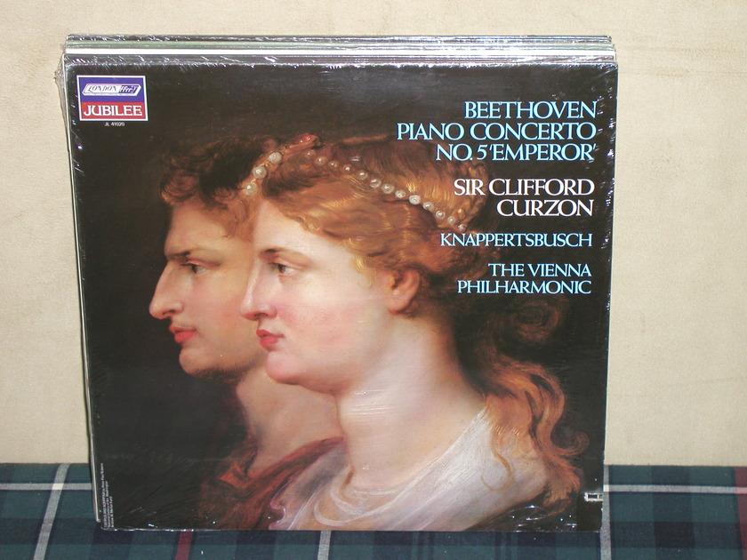 Knappertsbusch/Curzon/VPO - Beethoven SEALED London Jubilee JL 41020