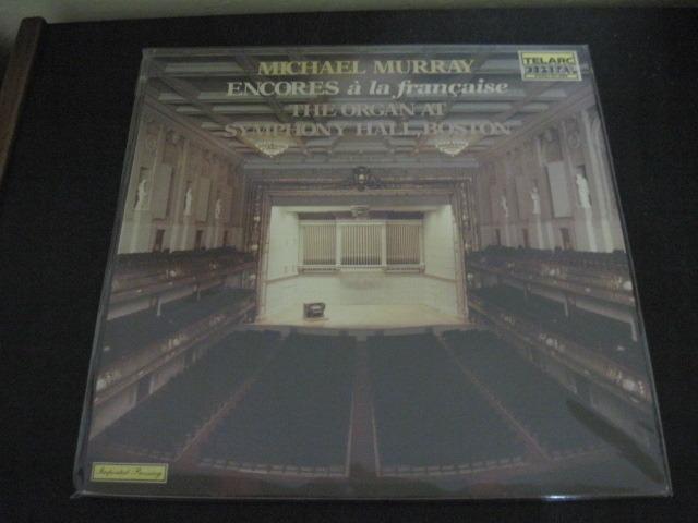 """MICHAEL MURRAY - """"Encores à la Française"""" LP/Vinyl"""