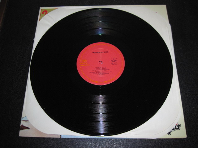 "DION LP/Vinyl - ""The Best Of"""