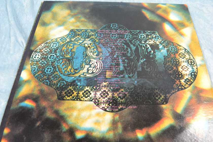 "JIMI HENDRIX - ""Rainbow Bridge"" LP/Vinyl"