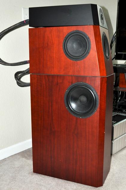 Audio Physics Caldera Speakers