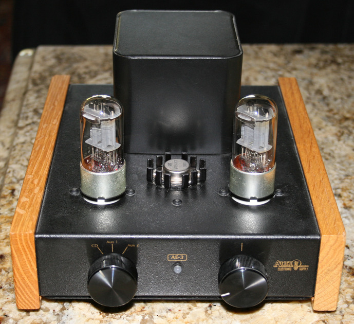 Audio Electronic Supply (Cary) AE-3 Tube Preamplifier