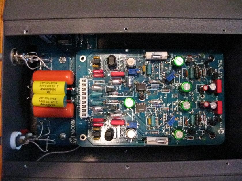 McCormack Audio Micro Phono Drive SMc Grade B upgrade