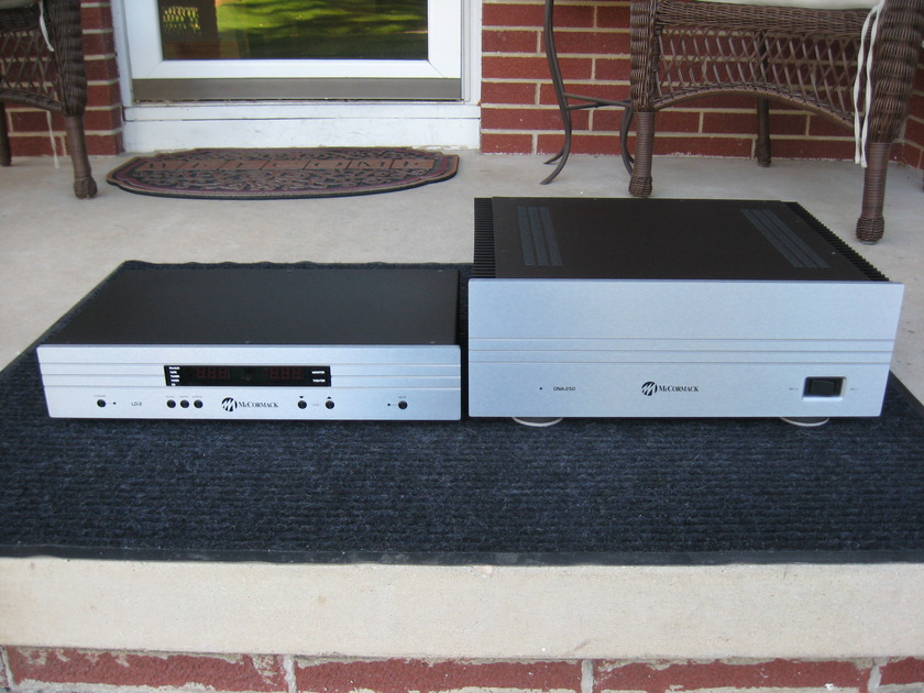McCormack DNA-250 Also have LD-2 preamp