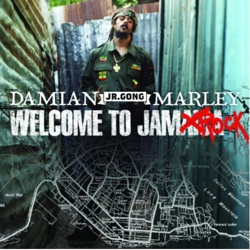 Damian Marley - Welcome to Jamrock 2LP HTF on vinyl
