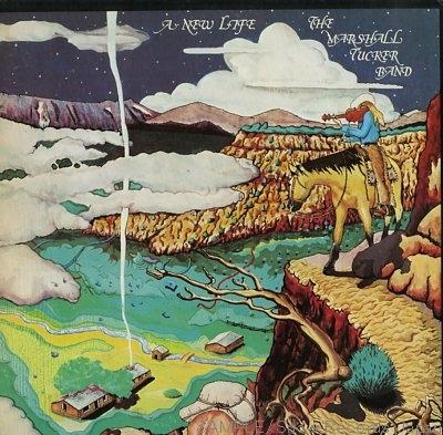 Marshall Tucker Band - A New Life 1974 capricorn,sealed