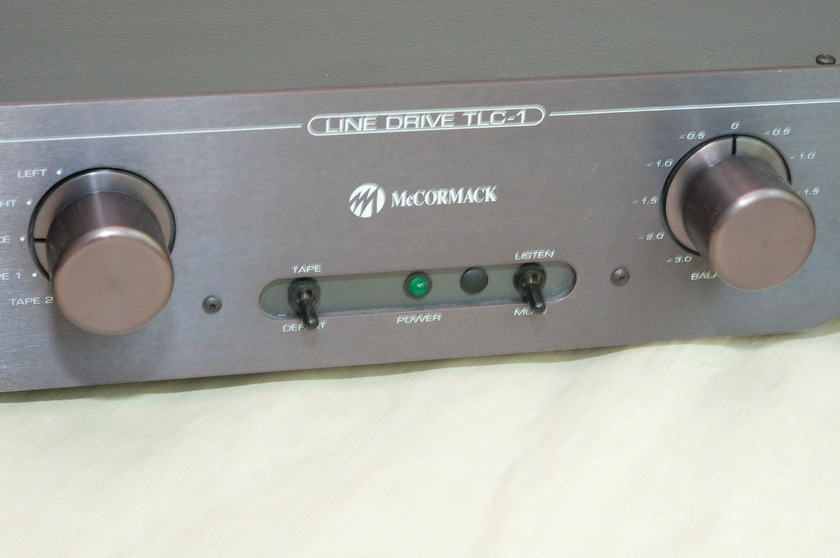 McCormack TLC-1 Stereophile Class A