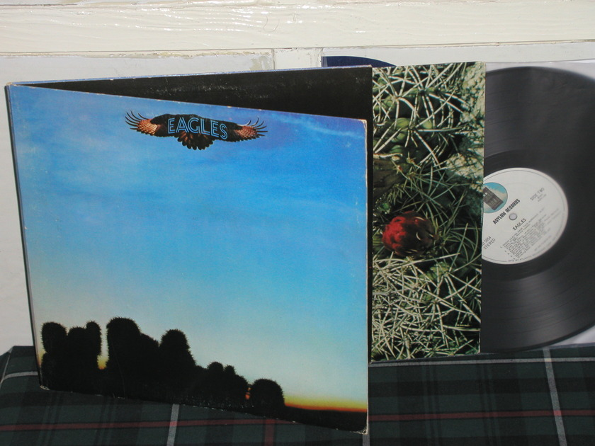 The Eagles The Eagles (1st) - Gatefold Orig Asylum SD-5054 1841 Broadway Atlantic