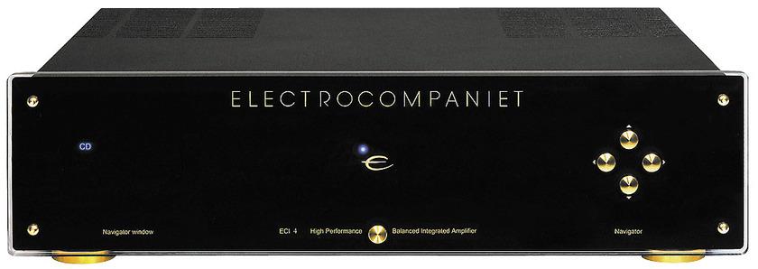 Electrocompaniet  ECI-4 Integrated Amplifier
