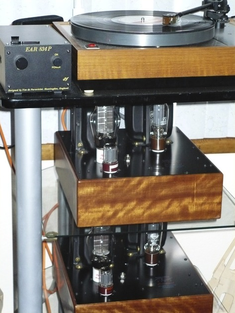 Wavelength Cardinal 300B XS Mono Blocks Gordon Rankin Built 300B