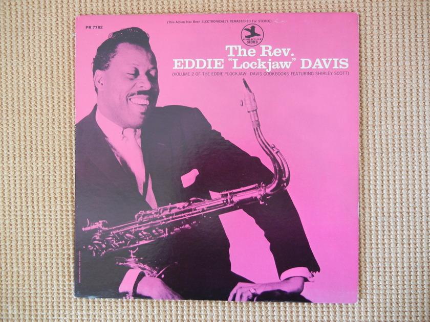 Eddie Davis - Prestige 7782 Lockjaw