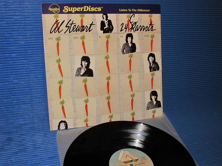 "AL STEWART -  - ""24 Carrots"" - Nautilus Super Disc 1981"