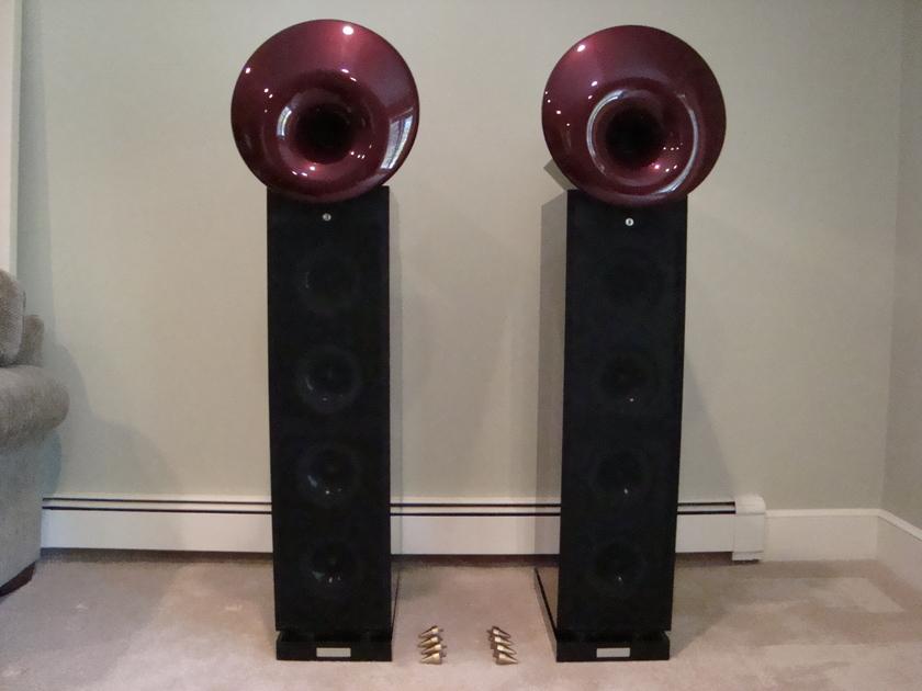 Acapella LaCampanella speakers