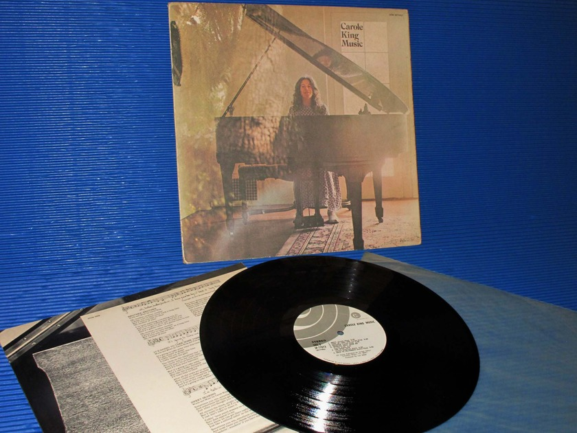 "CAROLE KING -  - ""Music"" -  Ode Records 1976"