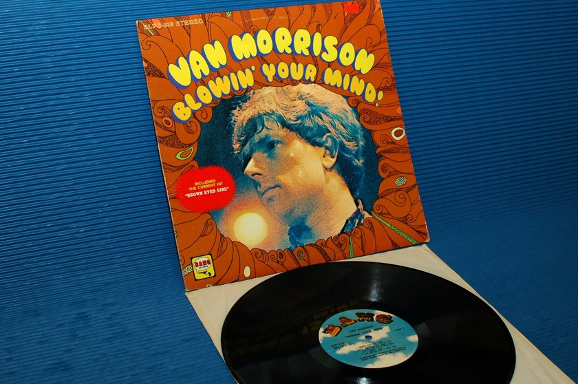 "VAN MORRISON - - ""Blowin' Your Mind"" - Bang 1967 original release"