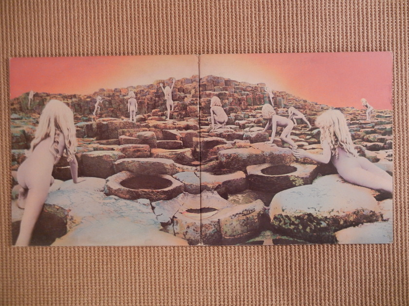 Led Zeppelin - Houses Of The Holy Atlantic SD 7255