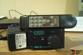 Creek Audio OBH-10 Preamp