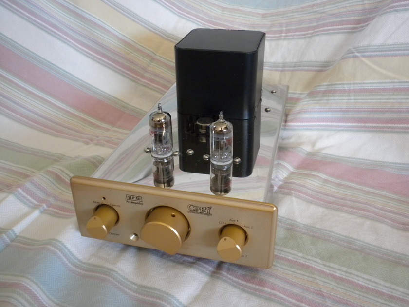 Cary  SLP-50 Preamp