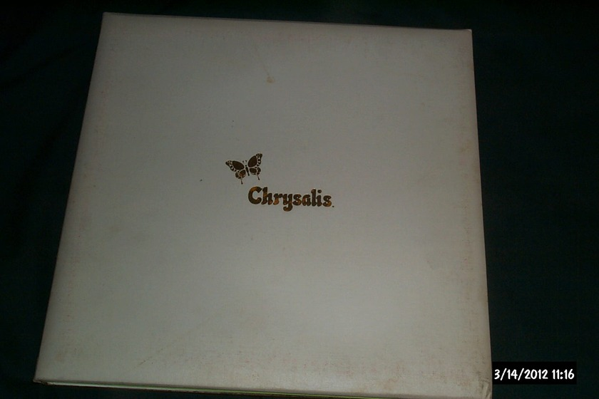 Chrysalis Records - US Launch Promo box jethro tull wild turkey nm