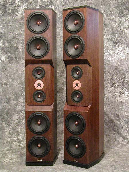 Tyler Acoustics D10's in dark walnut! special $7800 shipped!