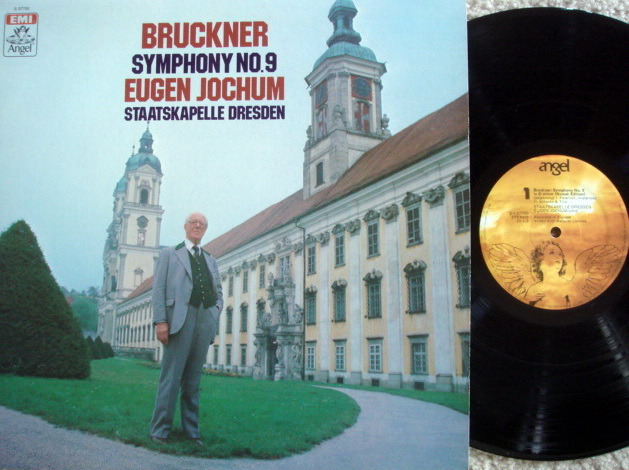 EMI Angel / JOCHUM, - Bruckner Symphony No.9, NM!