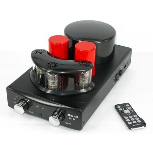 2012 new Dared DV-6C tube  6-channel hybird int amp,  world amp!