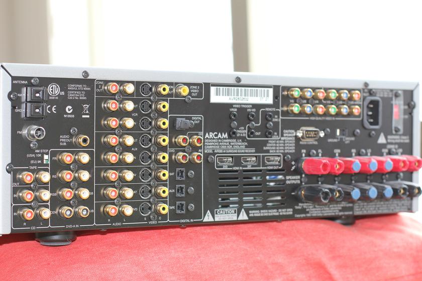 Arcam AVR280 Surround Receiver