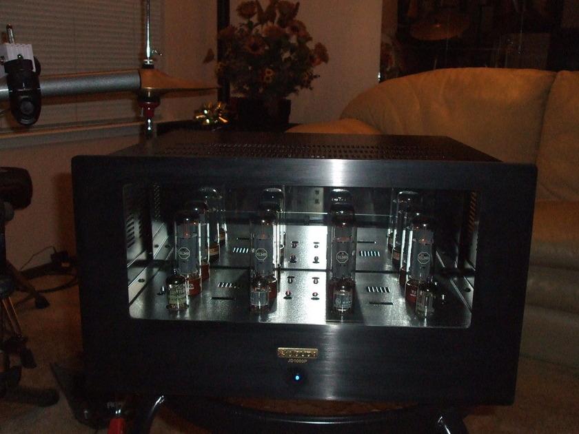 Jolida 1000P 100w per channel tube amp