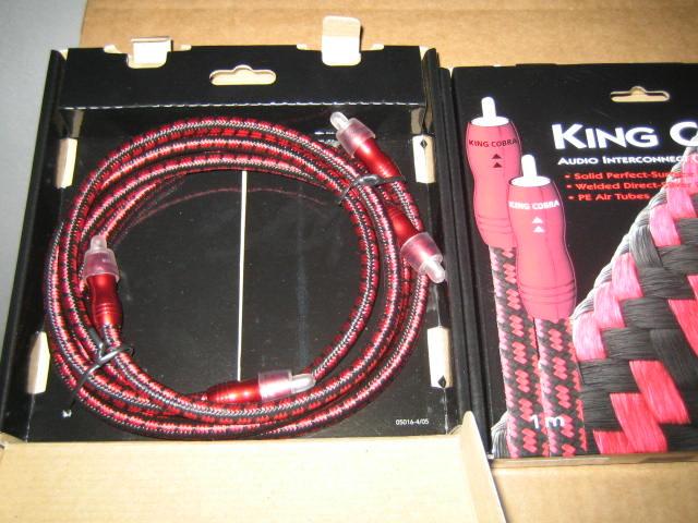 Audioquest king cobra 1 meter