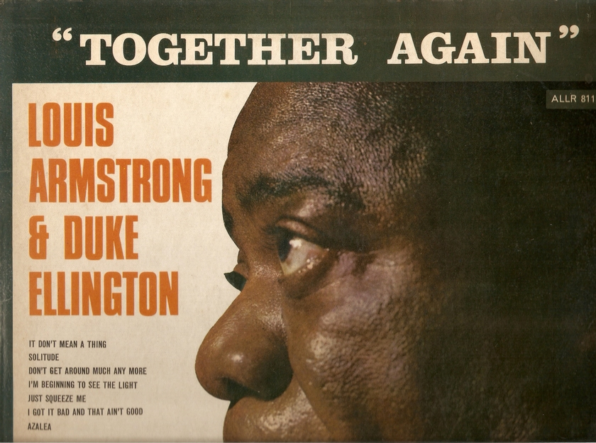 LOUIS ARMSTRONG & DUKE OF ELLINGTON - TOGETHER AGAIN