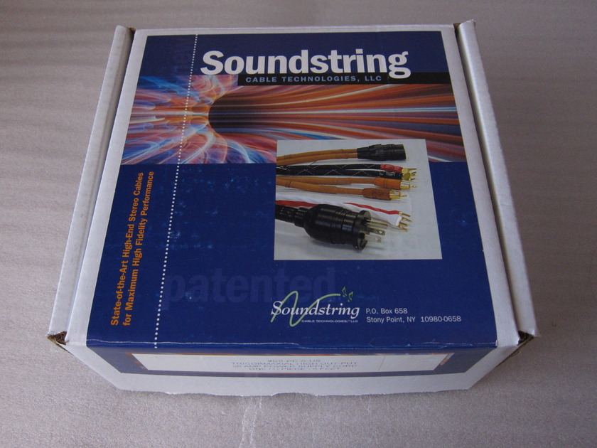 Soundstring Power Cable 15A 6 feet