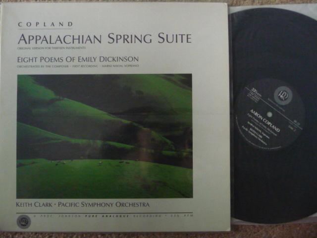 APPALACHIAN  - SPRING SUITE  RR LP EXCEL