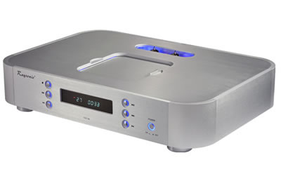 Raysonic  CD 238 tube output cd Player Award winning tube cd player