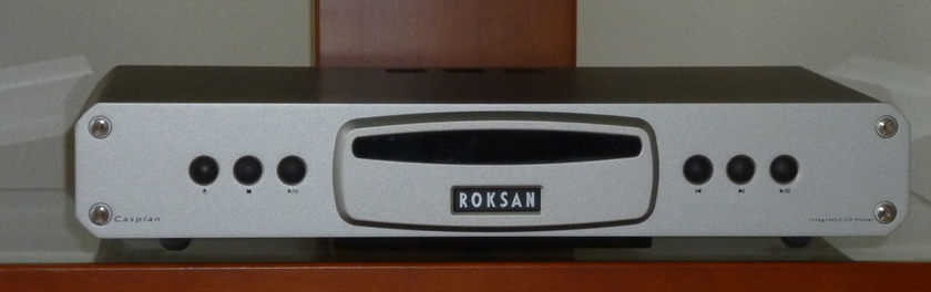 Roksan Caspian CD Player In Mint Condition w/ Remote