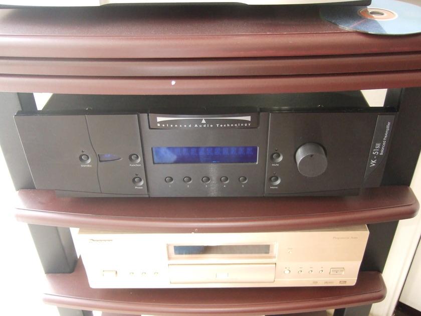 BAT - Balanced Audio Technology VK - 51 SE Mint Condition