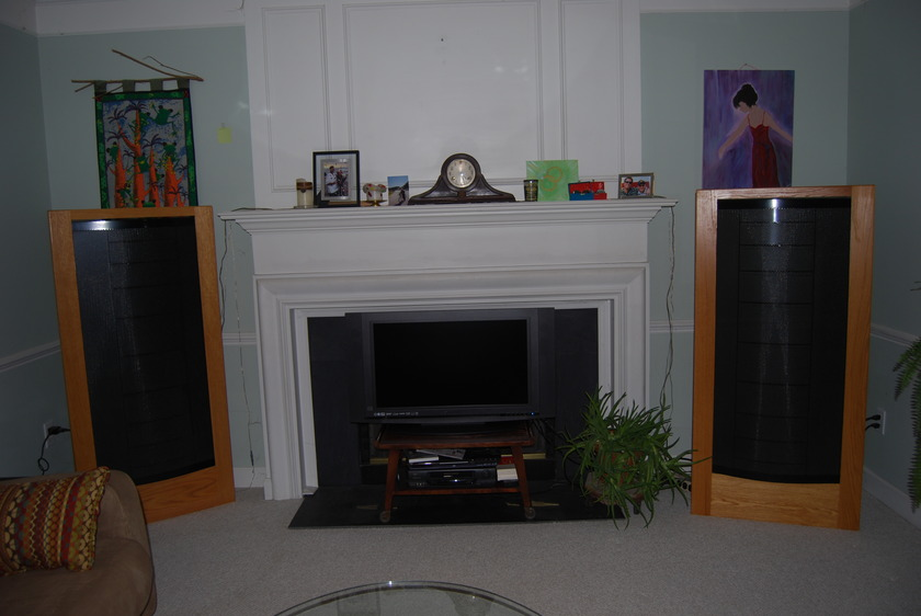 Martin Logan CLS II Electrostatic Transducer Speakers